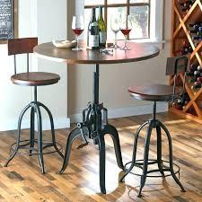 indoor bistro table indoor bistro table and 2 chairs 3 piece set bar tables luxury door sets round b indoor round bistro table set