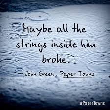 Paper Towns Quotes Custom Our 48 Favorite Quotes From PAPER TOWNS Penguin Teen