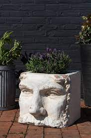 large rustic stone effect classical