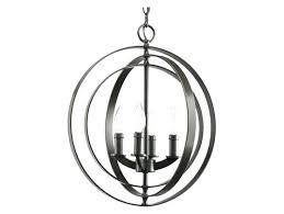 candelabra ceiling light progress lighting four sphere pendant copper frederica