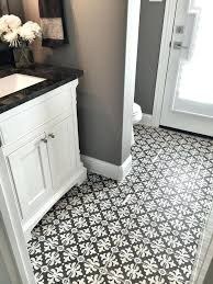 black and white bathroom tile ideas best on within contemporary floor inside patterns