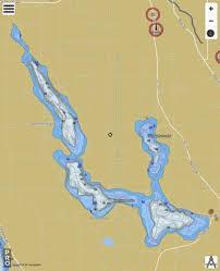 Walloon Lake Fishing Map Us_mi_15_25 Nautical Charts App