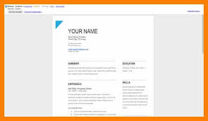 Project Ideas Cover Letter Template Google Docs   Resume   CV     free resume templates     Cover Letter Template For Google Docs Resume  Template Gethook With Resume