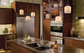 mid century mini pendant lights for kitchen island