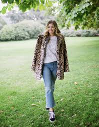 Leopard Coat | The Girly Pearly