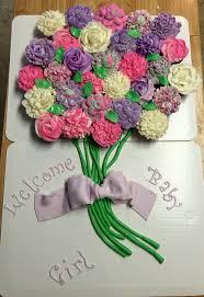 Its A Boy Baby Shower Pull Apart Cake  Black N White Chocu2026  FlickrPull Apart Baby Shower Cupcakes