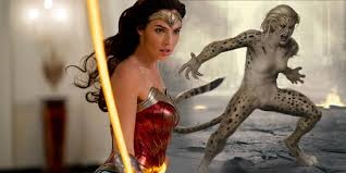 Wonder Woman 1984: Cheetah Looks Way Better in Her Full Reveal