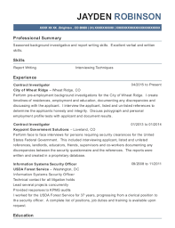 Best Information Systems Security Officer Resumes Resumehelp