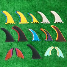 Keel Twin Fins <b>Surfboard</b> Fiberglass <b>Honeycomb</b> Fins <b>Surf</b> Fins For ...