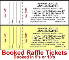 images of raffle tickets 500 raffle tickets drawing custom printed staple booked fundraiser
