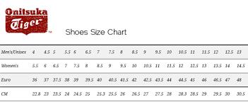 27 Surprising Onitsuka Tiger Shoe Size Chart