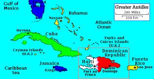 「1844年 - ドミニカ共和国がハイチから独立。」の画像検索結果