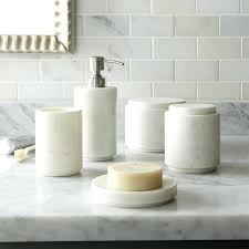modern bathroom accessories. Bathroom Accessories Ideas Interior Design For Canisters Pottery Barn Of Home And Modern