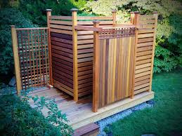 outdoor shower enclosure plans incredible cedar showers kits company within 17 nhlsimulation com