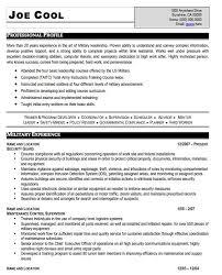 military experience on resume. Military Experience On Resume swarnimabharathorg