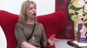 Gullotti Galleries Red Chair Series with Artist Wendy Arnold - YouTube