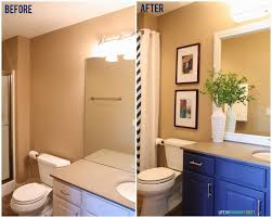 Guest Bathroom Makeover Before And After Life On Virginia Street - Bathroom makeover