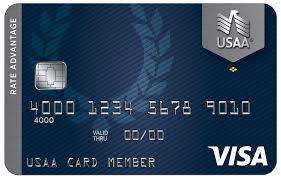 usaa rate advane visa platinum card