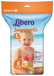 <b>Libero трусики</b> Swimpants S (7-12 кг) 6 шт. — купить по выгодной ...