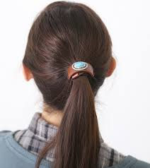 usual summary hair is the leather hair rubber with concho in a native taste