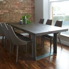 gray wood dining table. Gray Wood Dining Table -