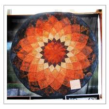 48 best Dahlia Quilts images on Pinterest | Mandalas, Hats and ... & dahlia quilt pattern | Vectis Quilters | Isle of Wight Makers Network Adamdwight.com