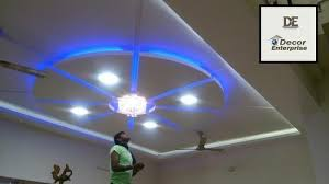 fancy false ceiling contractor fall