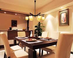 Trendy Contemporary Dining Room Lighting Living brushandpalette