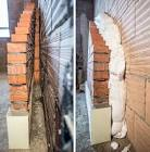 Isolamento per intercapedini nei muri - Borsari Gabriele