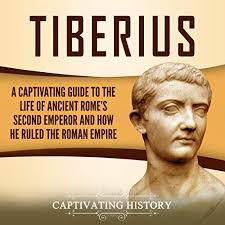 Tiberius by Captivating History | Audiobook | Audible.com