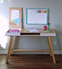 Easy 2x4 Base - Build Your Own Desk Collection. How to make simple desk legs  ...