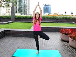 yoga poses to prepare for a big interview business insider