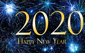 Happy New Year 2020 Hd Wallpapers Wallpaper Cave