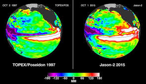 What Unusual Pattern Occurs During El Niño Extraordinary El Nino And The End Of The Global Warming Hiatus