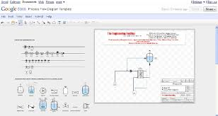 Bioprocess Flow Chart Pfd Process Flow Diagram Online Drawing Tool