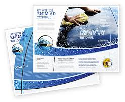 Car Wash Brochure Template Design And Layout, Download Now, 03576 ...