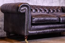 ways of the actual leather used on the sofas generally you can tell by the look of the sofa it is thin or thick but always ask if you re unsure