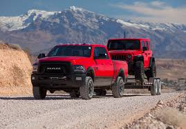 2018 Ram 2500 Towing Chart 2017 Ram Power Wagon Comprehensive Guide To Maximum Towing