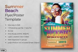 amazing beach party flyer templates that s design studio summer party flyer templates for photoshop