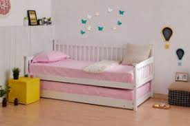 childrens day bed. Image Is Loading Kids-Cabin-Bed-Double-Childrens-Daybed-White-Bedroom- Childrens Day Bed