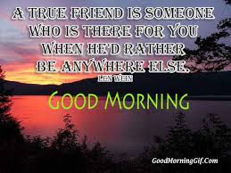 good morning messages for best friend