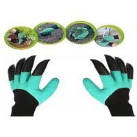 china durable thorn proof gardening gloves protective gardening gloves with claws on