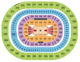 Rose Quarter Seating Chart With Rows Moda Center At The Rose Quarter Seating Chart Portland
