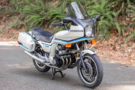 the honda cbx 1000 was an 80s 6