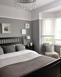 gray bedroom ideas. different tones of grey give this bedroom a unique and interesting look. continue colour gray ideas e