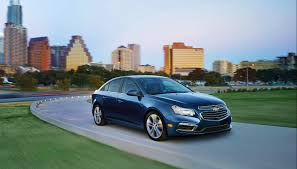 2015 Chevrolet Cruze Gets Minor Styling and Tech Upgrades [Video ...