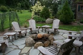 natural fire pit backyard paver patio designs natural fire pit designs natural