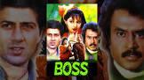 Mithun Chakraborty Boss Movie