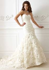 pictures of mermaid wedding dresses 5012