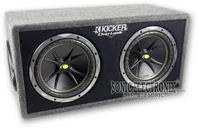 kicker zx dc ck zx dc one low price for product kicker combo zx400 1 amplifier dc122 comp subs box ck8 amp kit